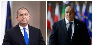 Борисов за Радев: Не мога да повярвам
