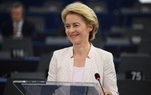 Фон дер Лайен поиска приемане на Истанбулската конвенция
