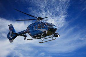 Хеликоптер преследва български крадци в Италия