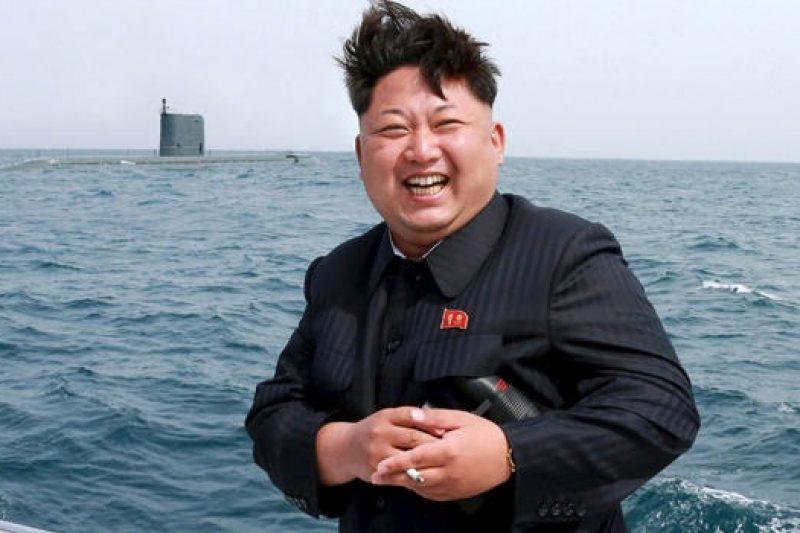 Вижте палатите на Ким Чен Ун (СНИМКИ)