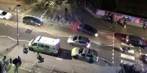 Кола се вряза в хора в Лондон, има пострадали