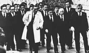 Сусуму Ишии – от обикновен военен до най-големият гангстер в Япония