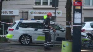 Експлозия край полицията в Копенхаген – втора за 4 дни
