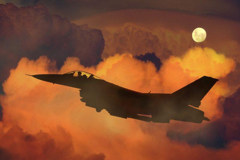 Български ВВС следили руски изтребители над Черно море
