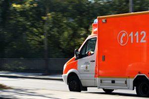 80-годишен мъж пострада при експлозия на газова бутилка