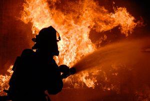 Две деца загинаха при пожар в Шумен