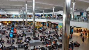 Отменят 172 полета на най-натовареното летище в Лондон