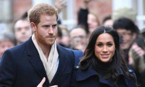 Принц Хари страда за Великобритания