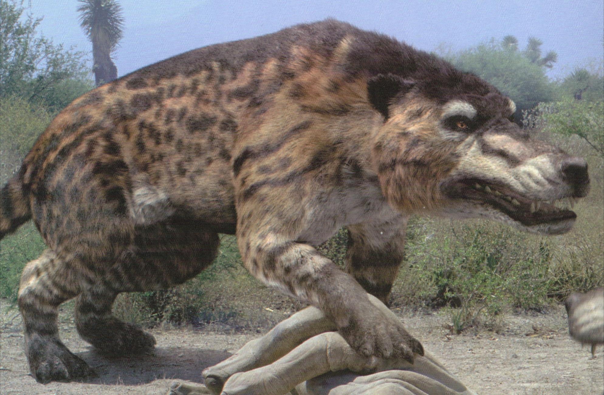 3 чудовища, които са много по-страховити от динозаврите…