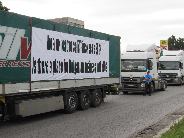 След среща с Борисов: Няма да има протест на превозвачите
