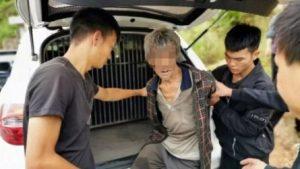 Беглец от затвора се крил 17 години в пещера в Китай (СНИМКИ)