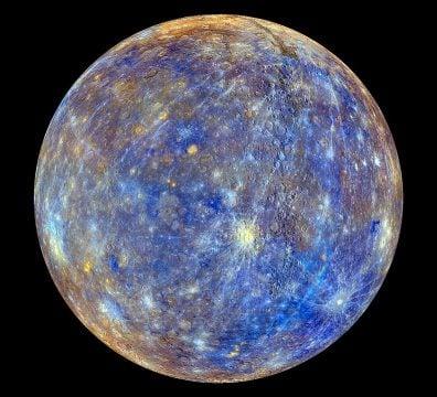 Меркурий, ретрограден