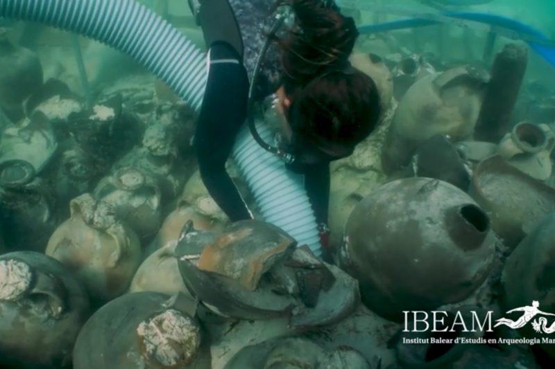 Невиждано съкровище откриха във водите а Майорка учени (ВИДЕО)