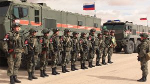 САЩ и Русия изпратиха военни около турско-сирийската граница