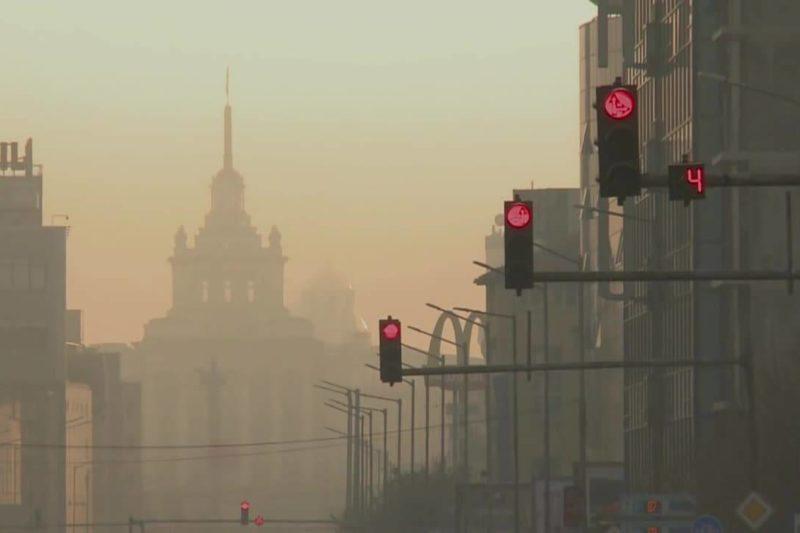 ОТРОВЕН ВЪЗДУХ: В София дишат азотен диоксид