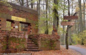 Откриха градината на Адолф Хитлер (СНИМКИ+ВИДЕО)