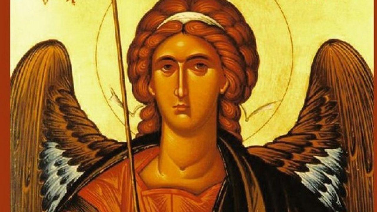 Почитаме вожда на ангелите – Архангел Михаил