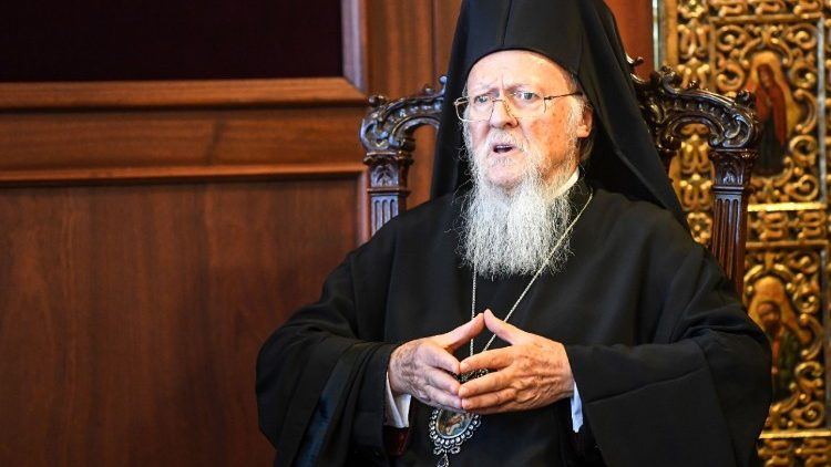 Обраха патриарх Вартоломей