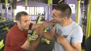 Българин с парализа е десети в света по канадска борба (ВИДЕО)