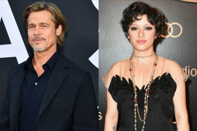 Замени ли Брад Пит Анджелина с 30-годишна актриса?