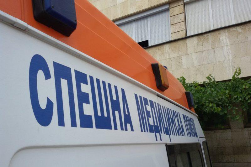 5-годишно дете падна от висок етаж блок, има сериозни наранявания