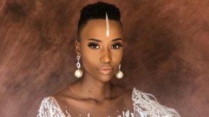 Зозибини Тунзи от Африка официално е най-красивата жена на планетата