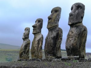 Разкриха тайната на мистериозните гигантски статуи от Великденския остров