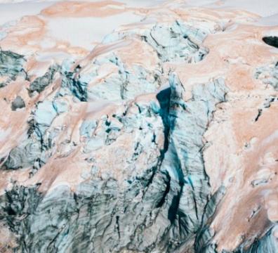 ледници, Нова Зеландия
