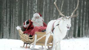 Как Дядо Мраз стана Дядо Коледа?