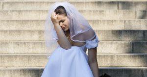 Мъж инсценира отвличането си, за да избегне собствената си сватба
