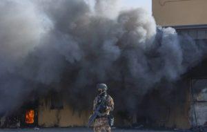 САЩ признаха за 50 ранени след въздушния удар в Ирак