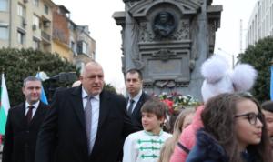 Борисов: Днес е ден, в който трябва да ни е срам, че не сме го спасили