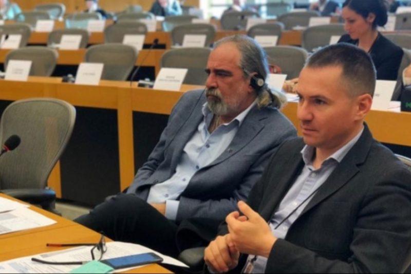 Силна година в ЕП: Отчетът на Джамбазки и Слабаков