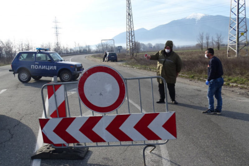 Отменят блокадата на Банско
