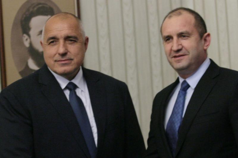 Почина бащата на президента, нов сблъсък между Радев и Борисов