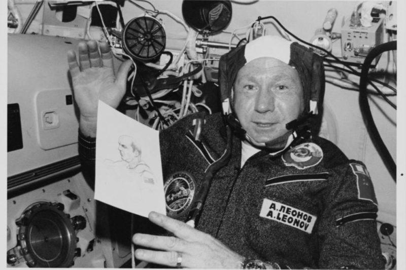 Разсекретиха документите от първото излитане на човек в Космоса (ВИДЕО)