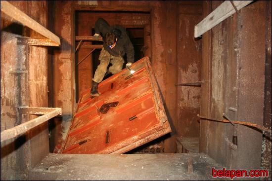 бункерът на Брежнев, СССР