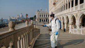 Read more about the article За първи път спад на починалите в Италия