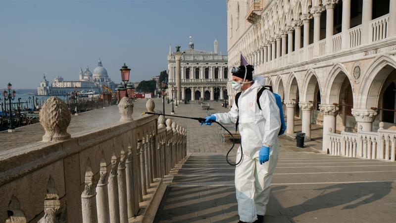 За първи път спад на починалите в Италия