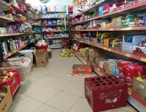 Read more about the article Четирима с костюми срещу коронавирус опустошиха магазин в пловдивско