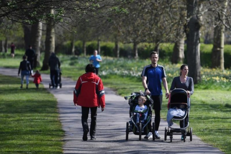 Ето ги правилата за разходки в парковете