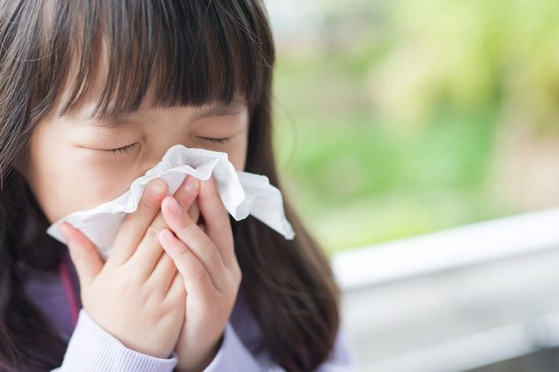 Артрит при деца симптоми