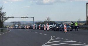 ПРЕДПРАЗНИЧНО: 40 000 коли напуснаха София, въпреки забраните