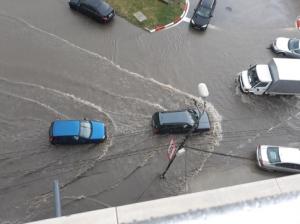 Невиждан порой потопи под вода Гоцеделчевско (ВИДЕО)
