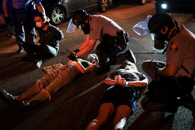 Ново убийство на тъмнокож в САЩ предизвика масови сблъсъци