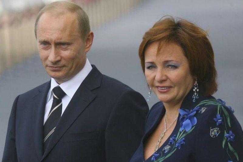"""Как живее днес """"невидимата първа дама"""" – бившата жена на Путин"""