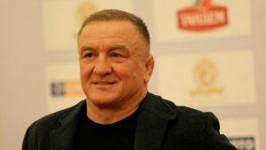 Борецът Симеон Щерев е болен от коронавирус