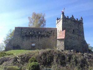Откриха ковчеже нацистки съкровища в замък в Полша (СНИМКИ)