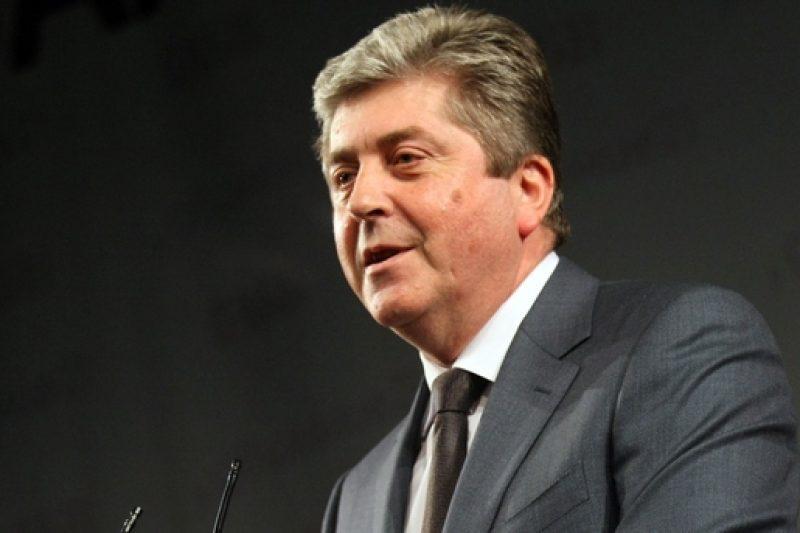 Първанов потвърди, че е говорил с Борисов в разгара на кризата