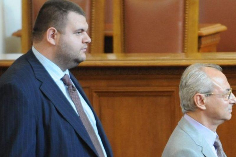 Доган и Пеевски се отказаха от охраната си минути след като Борисов поиска да им я отнемат